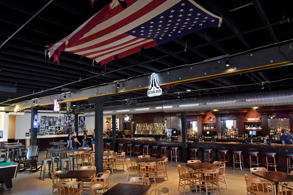 Mama Tried, the new restaurant and honky tonk bar in Deep Ellum, Wednesday, July 18, 2018 in Dallas. Ben Torres/Special Contributor