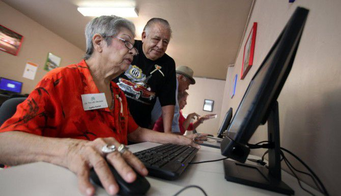 La Voz del Anciano, una organización de apoyo a latinos de la tercera edad, regresa a su antiguo hogar en la iglesia Calvary Baptist de Oak Cliff. (AL DÍA/ARCHIVO)