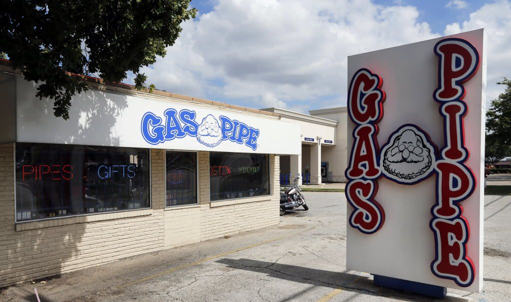 The father and daughter who ran the Gas Pipe head shop chain have been charged with conspiracy to sell synthetic marijuana. Last June, federal authorities said they shut down what they called a criminal organization that was manufacturing synthetic marijuana in North Texas and selling the product at the Gas Pipe's stores.