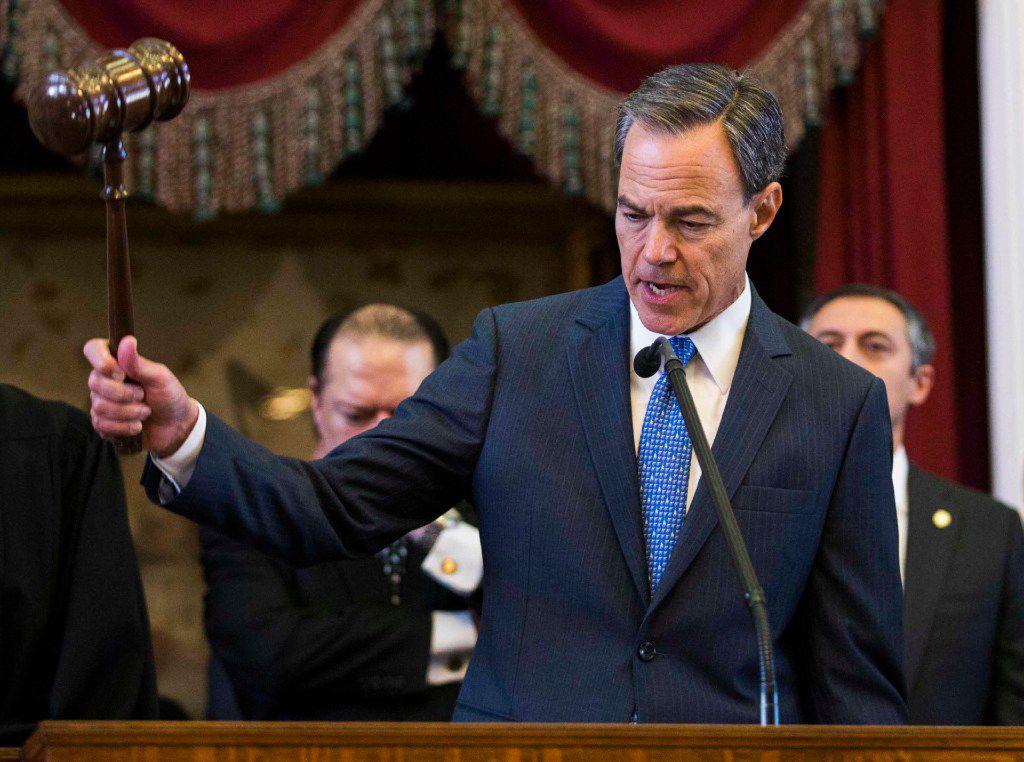 House Speaker Joe Straus