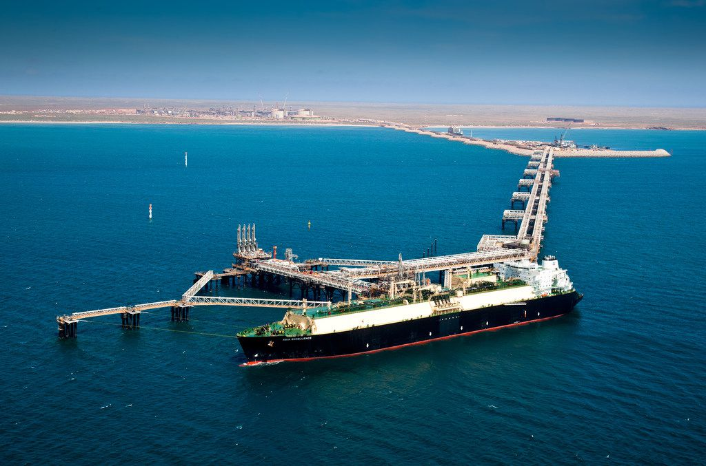 Chevron Australia started producing liquefied natural gas from the Gorgon project in 2016, but project costs ballooned to $54 billion.