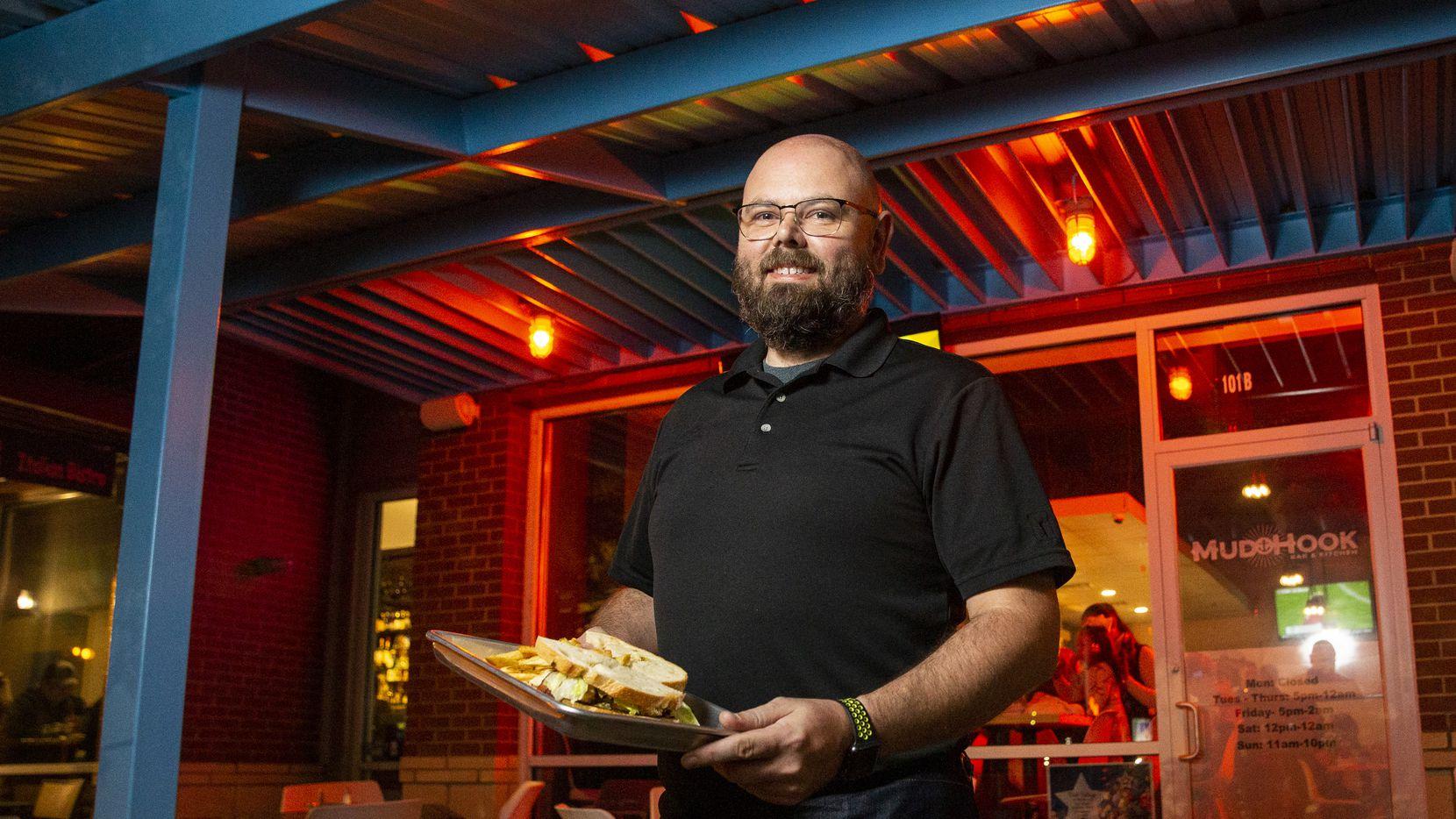 Owner Bryan Kaeser opened Duncanville restaurant Mudhook on Nov. 15, 2019.
