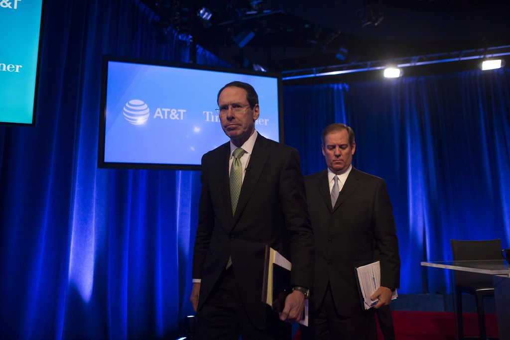 AT&T CEO Randall Stephenson has insisted that a merger with Time Warner would stoke competition and benefit consumers, and on Tuesday, a federal judge paved the way for the deal to move forward.