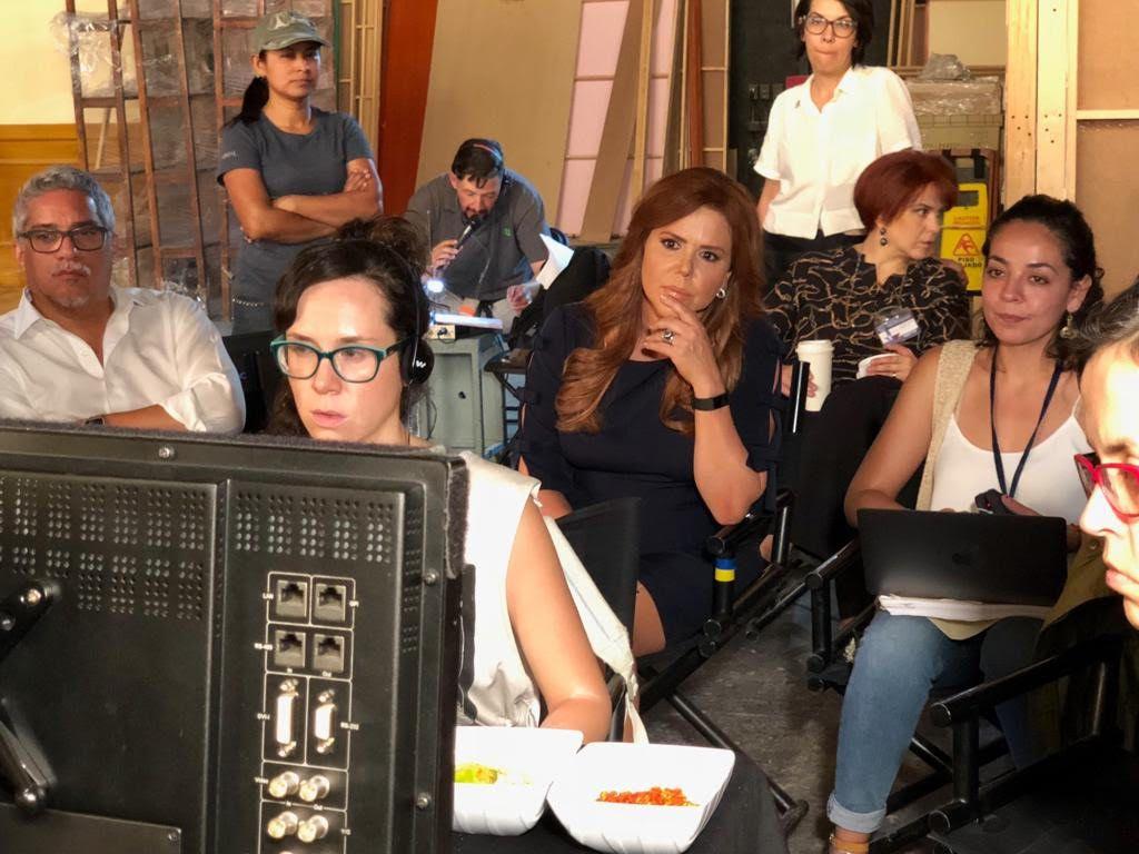 La serie, basada en el libro bestseller escrito por María Celeste Arrarás se estrena este domingo 25 de agosto por Telemundo.