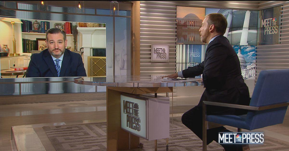 Ted Cruz calls impeachment 'kangaroo court,' likens Ukraine op-ed to Russian hacking