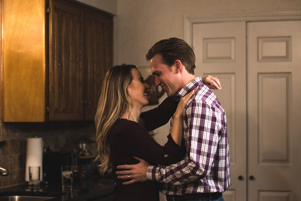 """Bobby Dodd and Danielle Bergman star in Season 7 of """"Married At First Sight,"""" which will premiere Tuesday, July 10, at 8 p.m. on Lifetime. This season will focus on six Dallas-area singles who will meet each other for the first time at the altar."""