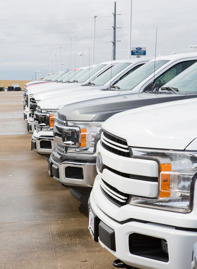 Faulty transmission forces Ford to recall 350,000 F-150s