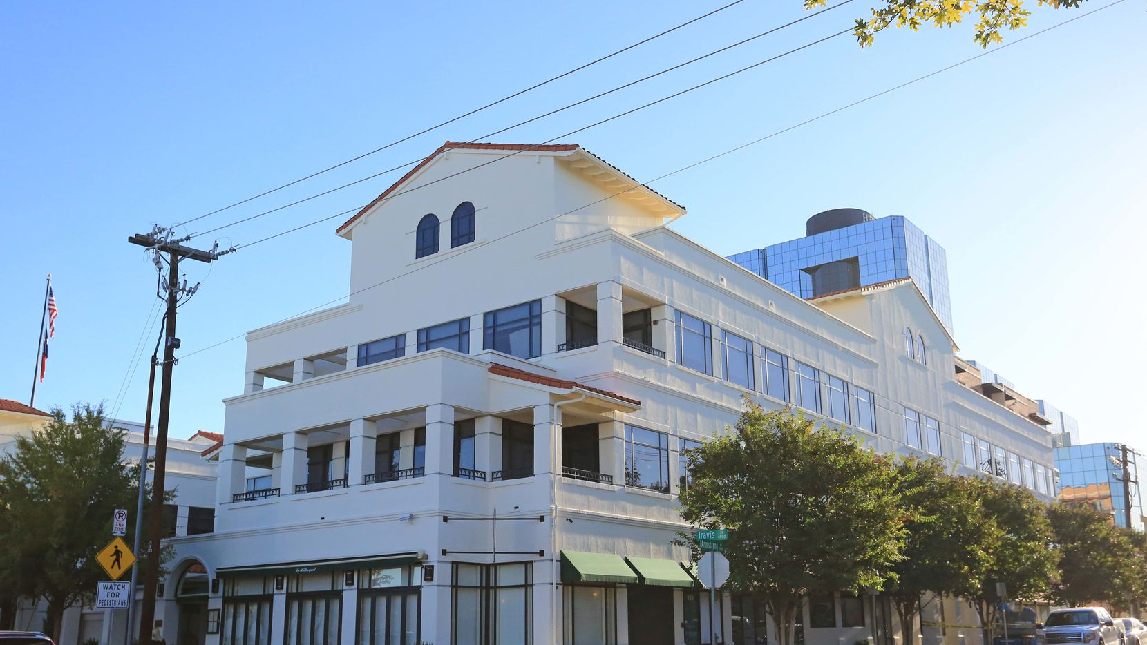 LST Marketing is moving to the Travis Walk building near Knox Street.