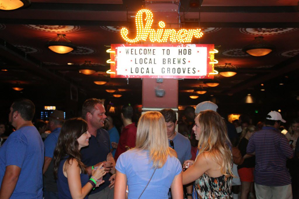 Local Brews Local Grooves featured the finest breweries, Hottest bands and the tastiest food was held at House of Blues Dallas on Saturday August 6, 2016