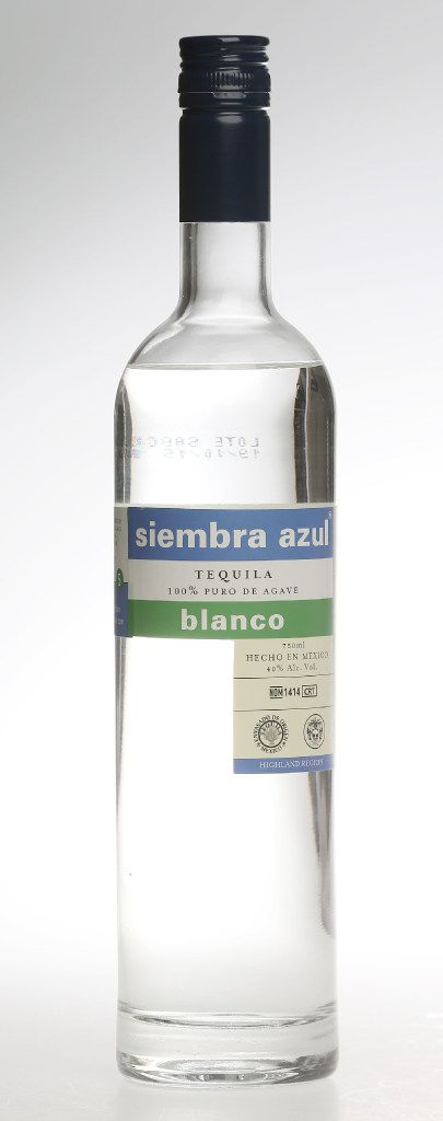 Ssiembra Azul Tequila Blanco (Andy Jacobsohn/Staff Photographer)