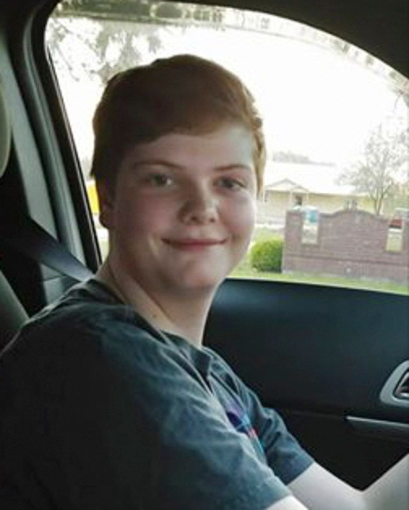 Aaron Kyle McLeod, one of the victims at the Santa Fe High School shooting
