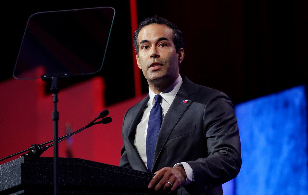 Texas land commissioner George P. Bush is among Texas republicans who have  denounced a bid from a faction  of the Tarrant County Republican Party to oust county party vice-chairman Shahid Shafi.
