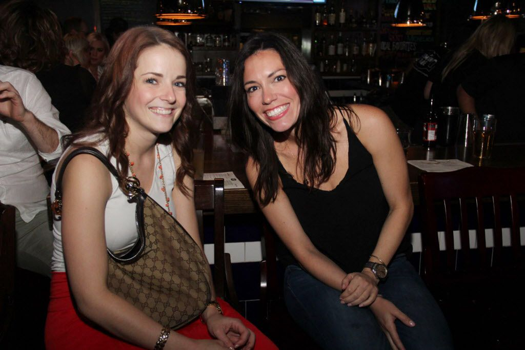 Courtney Reese and Robin Boyer at The Common Table on May 30, 2015