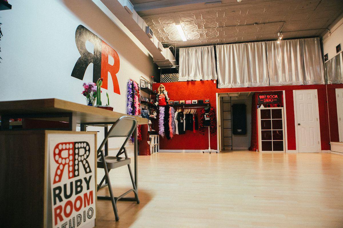 Ruby Room Dance Studio in Dallas