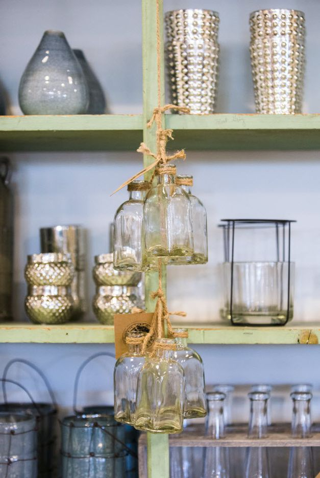 Items on display inside the new location of Magnolia Market at the Silos, owned by Chip and Joanna Gaines, hosts of HGTV's Fixer Upper, on Thursday, October 29, 2015 at Magnolia Market at the Silos in Waco, Texas.   (Ashley Landis/The Dallas Morning News)  -- MANDATORY CREDIT, TV OUT, MAGS OUT, NO SALES, INTERNET USE BY AP MEMBERS ONLY