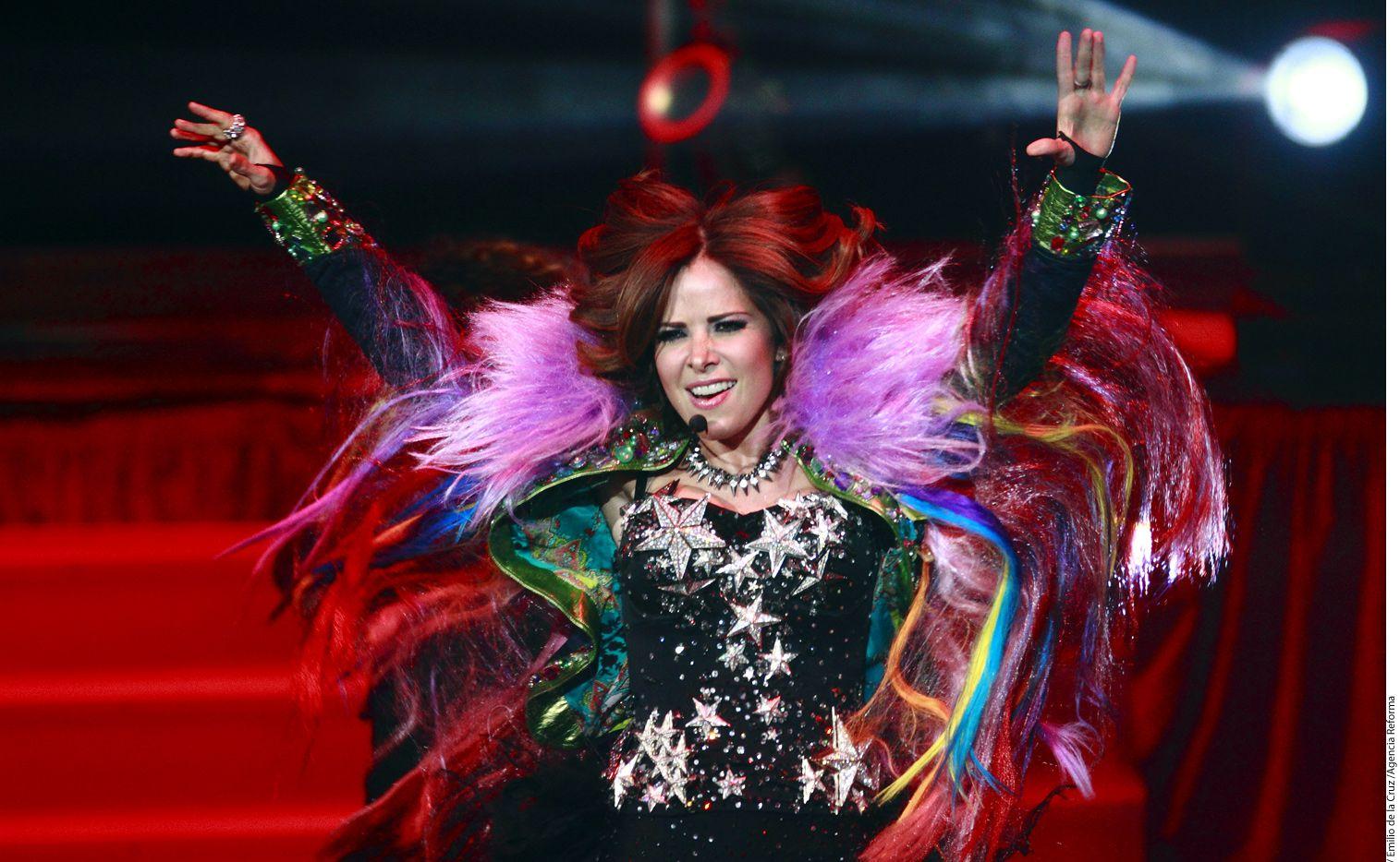 El amparo que solicitó Gloria Trevi es para evitar que alguna autoridad en Jalisco ordene o ejecute la detención, localización, comparecencia o presentación de la cantante. /AGENCIA REFORMA