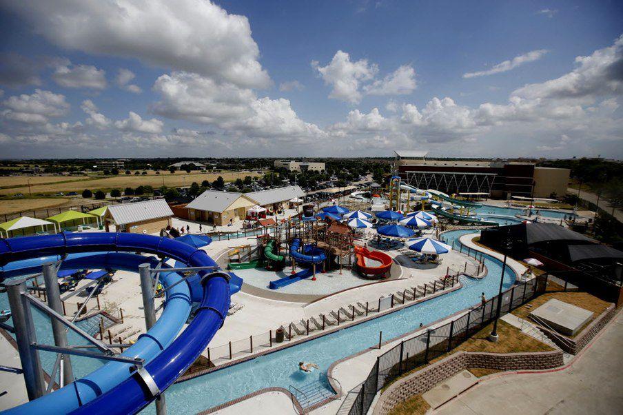El Metroplex tiene varias opciones de parques y chapoteaderos. /DMN