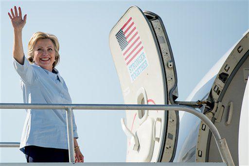 La candidata a la presidencia de Estados Unidos, Hillary Clinton, rechazó la invitación que el Presidente Enrique Peña le extendió para visitar el País antes de las elecciones en noviembre./AP