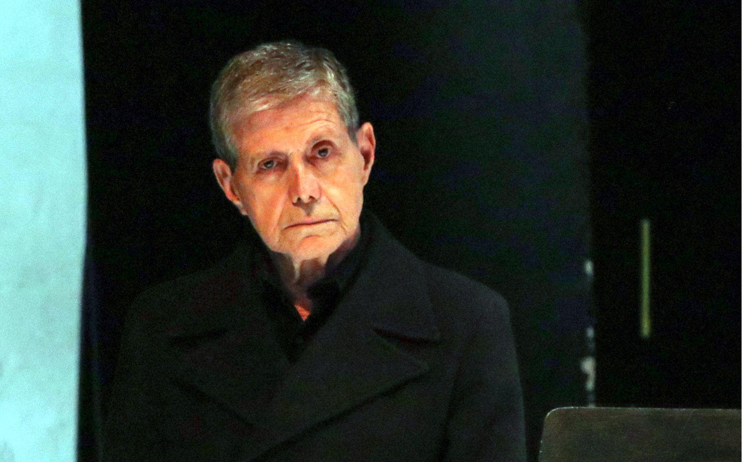 Al actor Héctor Bonilla le detectaron cáncer en el riñón derecho, contra el cual ya toma tratamiento./ AGENCIA REFORMA