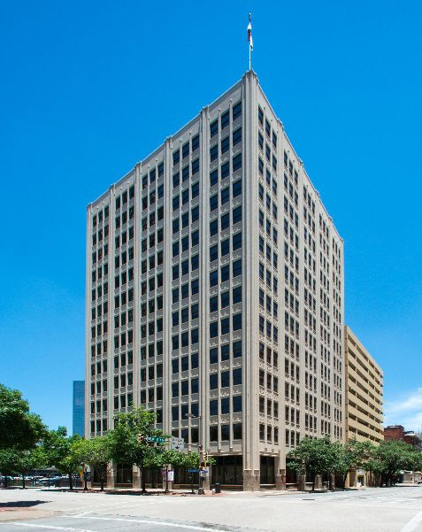 The Petroleum Building in downtown Fort Worth was purchased by Sundance Square.