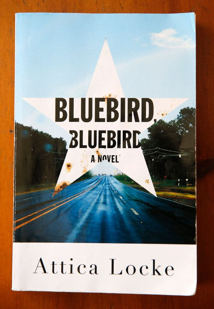 Attica Locke hopes that readers will pick up Bluebird, Bluebird before moving on to Heaven, My Home. Events from the earlier mystery resurface in the latest novel.