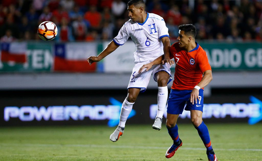 Bryan Acosta called into Honduran National Team for two friendlies