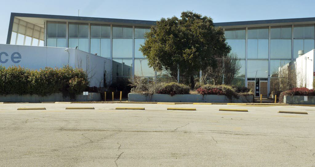 The 60-year-old Braniff HQ and hangers and Love Field are being redeveloped.