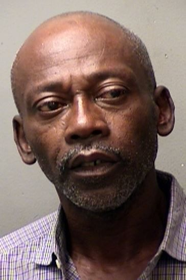 Ronald Hunter is being held in the Fort Worth Jail.