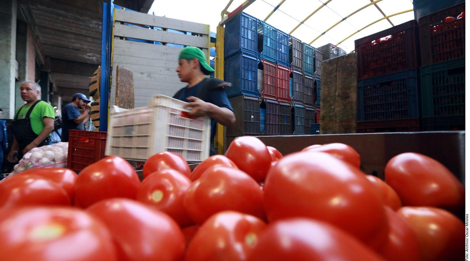 Exportaciones de tomates de México a Estados Unidos. AGENCIA REFORMA.