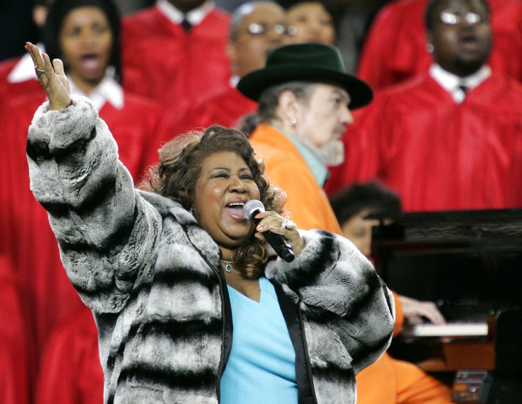 Aretha Franklin   (AP Photo/Gene J. Puskar, File)