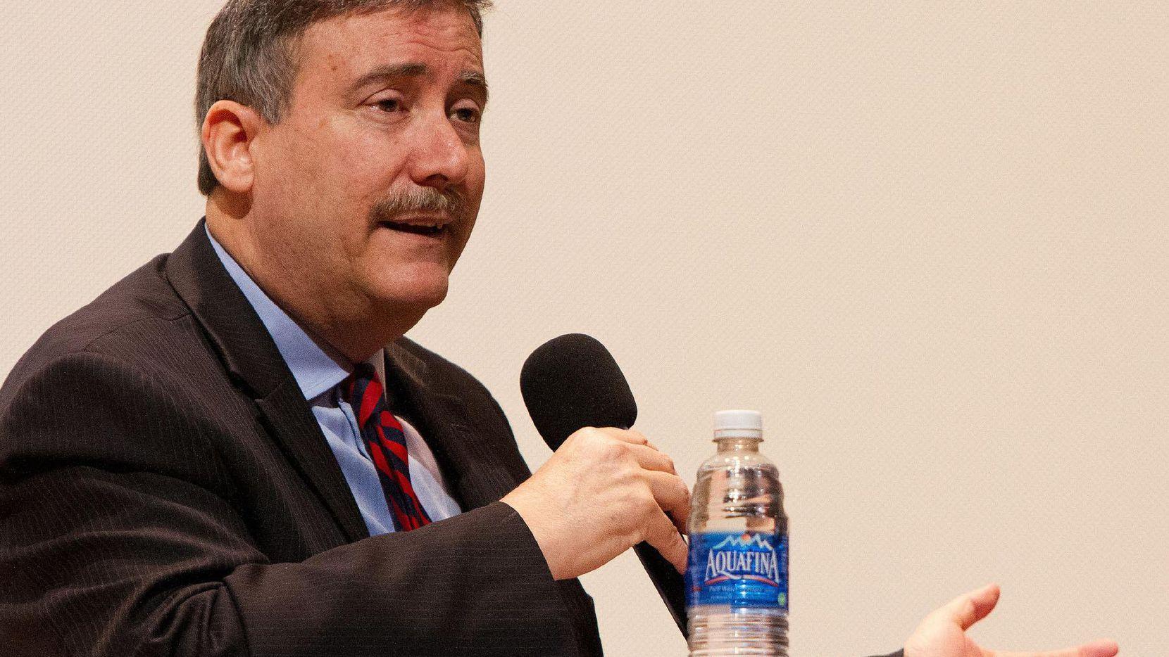 Larry Sabato (Cole Geddy/U.Va. Public Affairs/Cole Geddy)