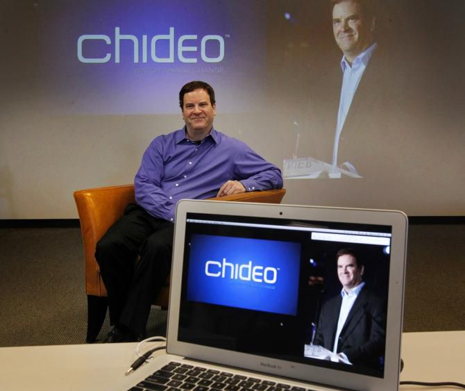 Dallas entrepreneur Todd Wagner's newest venture is Chideo, an interactive broadcast network featuring exclusive content by celebrities who want to promote their favorite nonprofits. To see the videos, fans kick in a couple of bucks to support the charities.