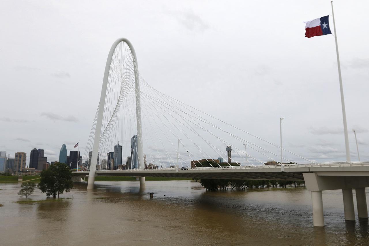 El río Trinity. Foto: DMN/MICHAEL REAVES