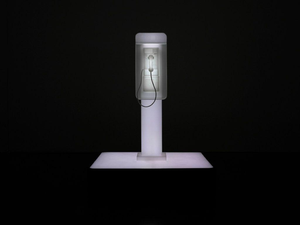 Doug Aitken, 'Twilight,' 2014, cast resin, acrylic, responsive LEDs