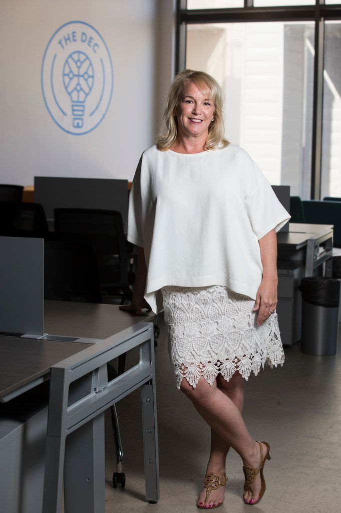 Alyce Alston said she's eager to advocate for entrepreneurs after serving as a mentor at the Capital Factory.