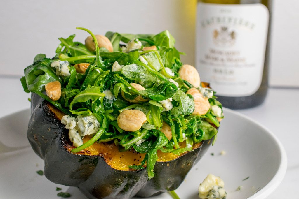 When RM 12:20 debuted in Lake Highlands in late 2018, roasted acorn squash with blue cheese, toasted Marcona almonds and wilted greens was on the menu.