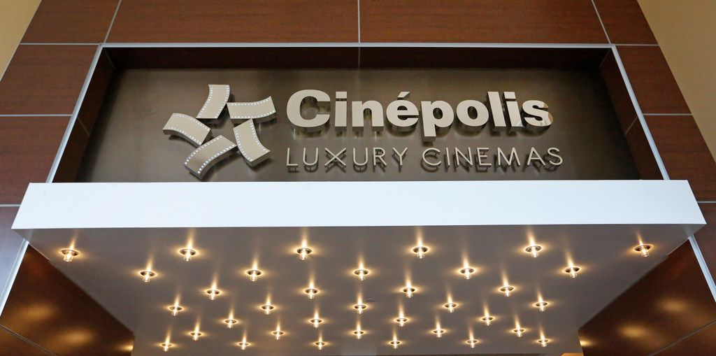The Cinepolis Luxury Cinemas at Victory Park near downtown Dallas