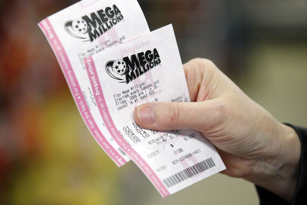 Lottery ticket worth $1 million that was bought in
