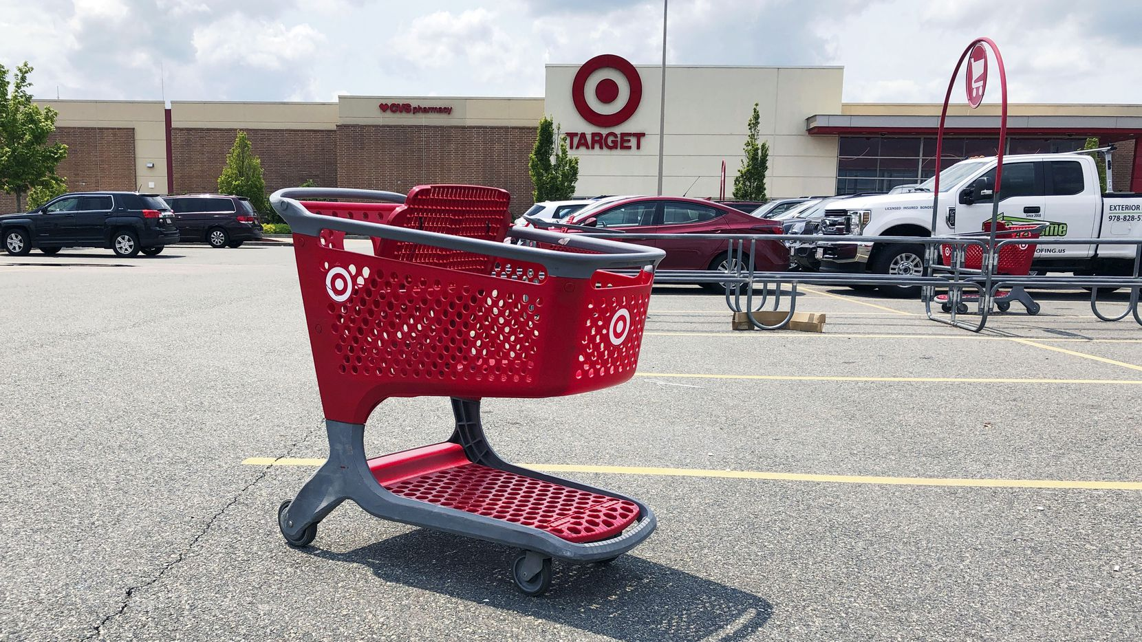 Una tienda de target en Marlborough, Massachussets.