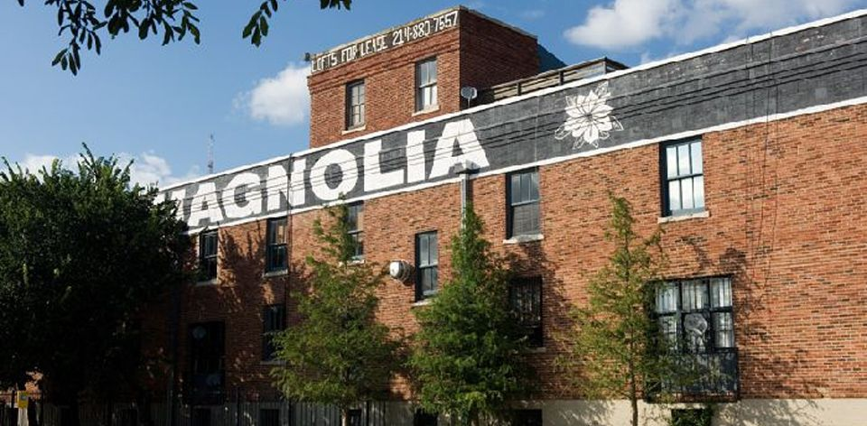 Magnolia Station was developed in 1993 with a conversion of an historic oil company property. (Leon Capital)