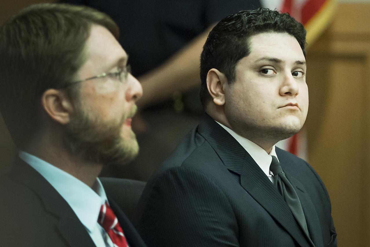 Enrique Arochi fue sentenciado a cadena perpetua el viernes