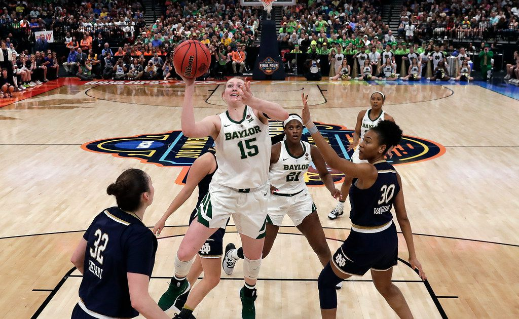 Led by Lauren Cox, Baylor women favored to win another Big 12 title