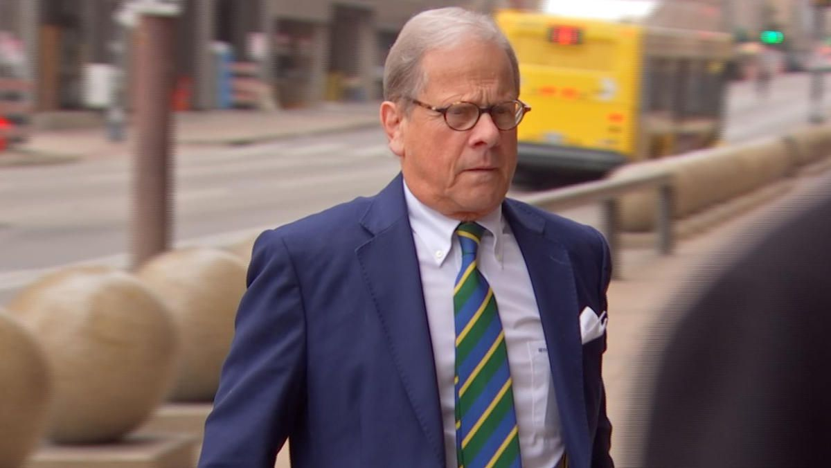 Slater Swartwood struck a plea deal for money laundering and was sentenced to 18 months in prison.
