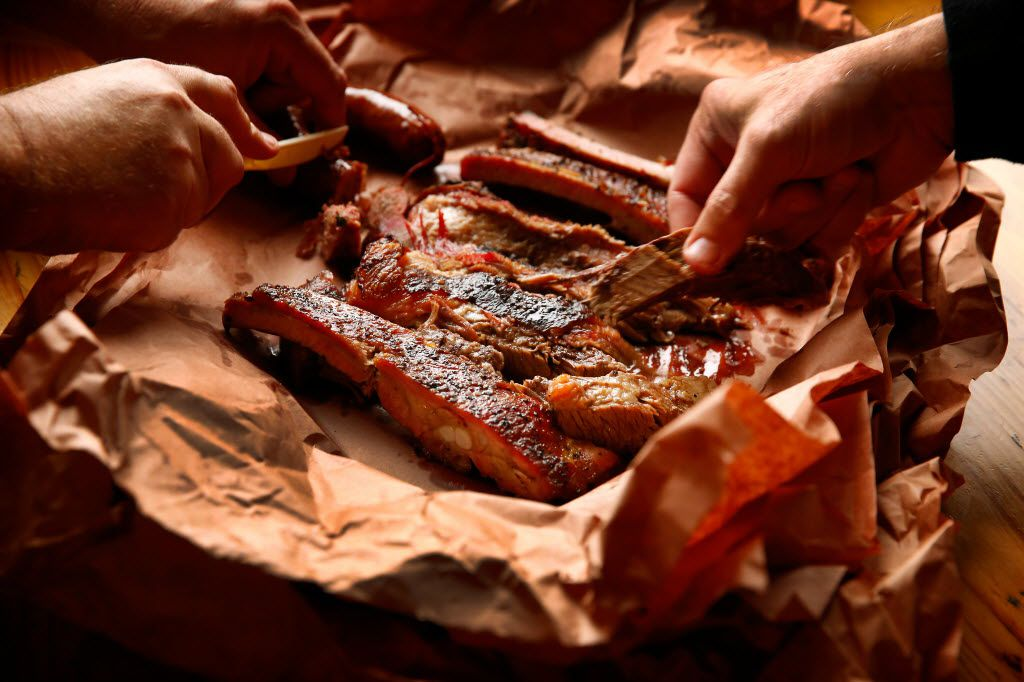Good Union's execs will take inspiration from Kreuz Market; their ribs, sausage and brisket are pictured here.