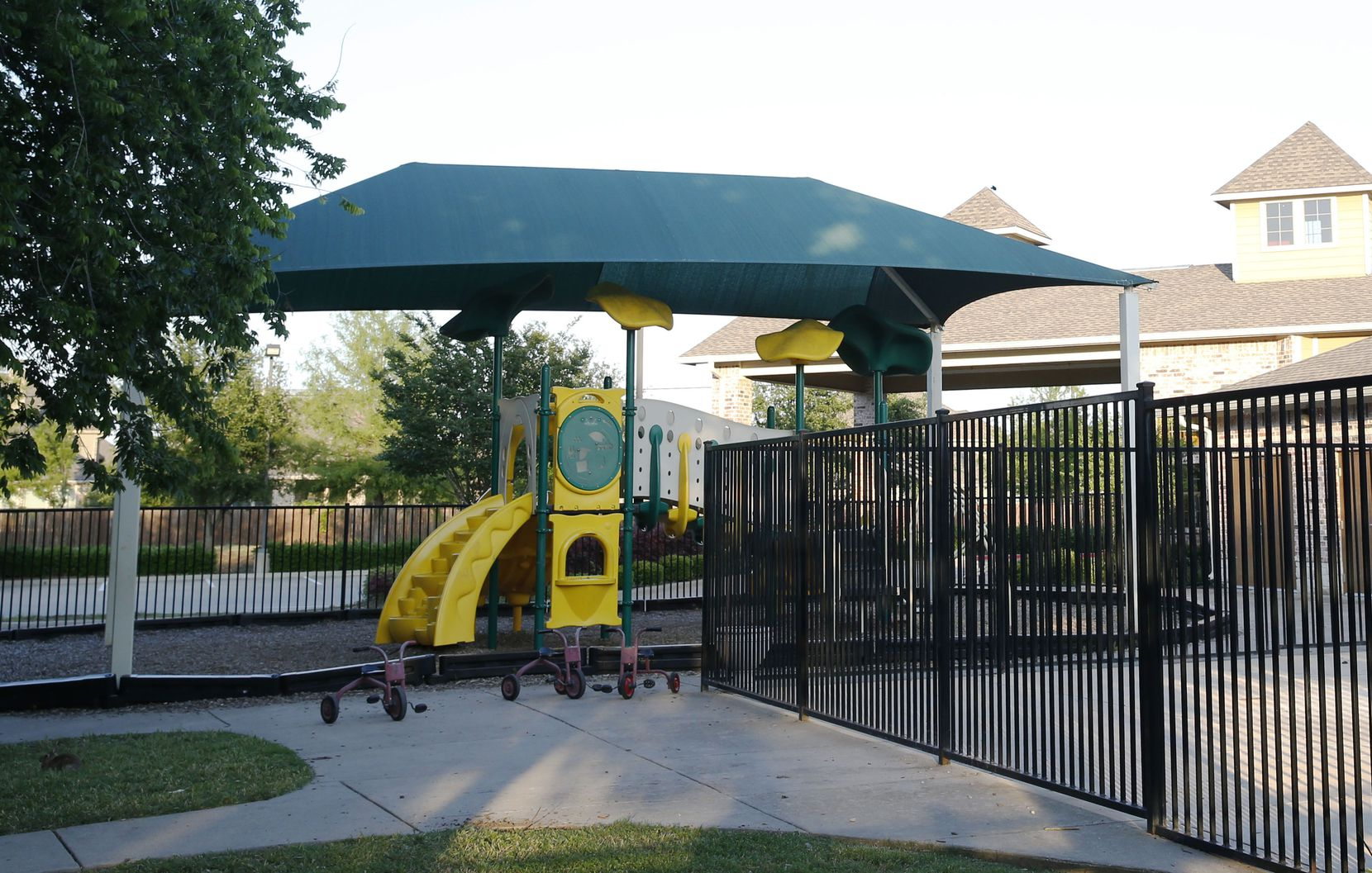 A former staff member of Joyous Montessori day care center in McKinney faces eight counts of injury to a child.