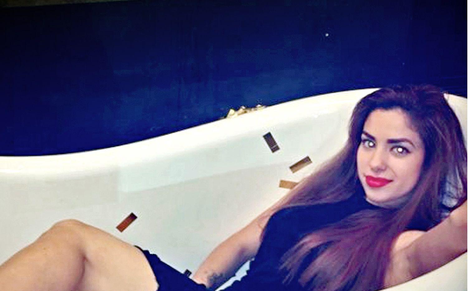 Los restos de la joven  Sara Zghoul, de 28 años y de ascendencia jordana, fueron encontrados en dos maletas al interior de un vehículo BMW en Oregon, Estados Unidos, el pasado jueves, aunque apenas se ha dado a conocer la información./ AGENCIA REFORMA