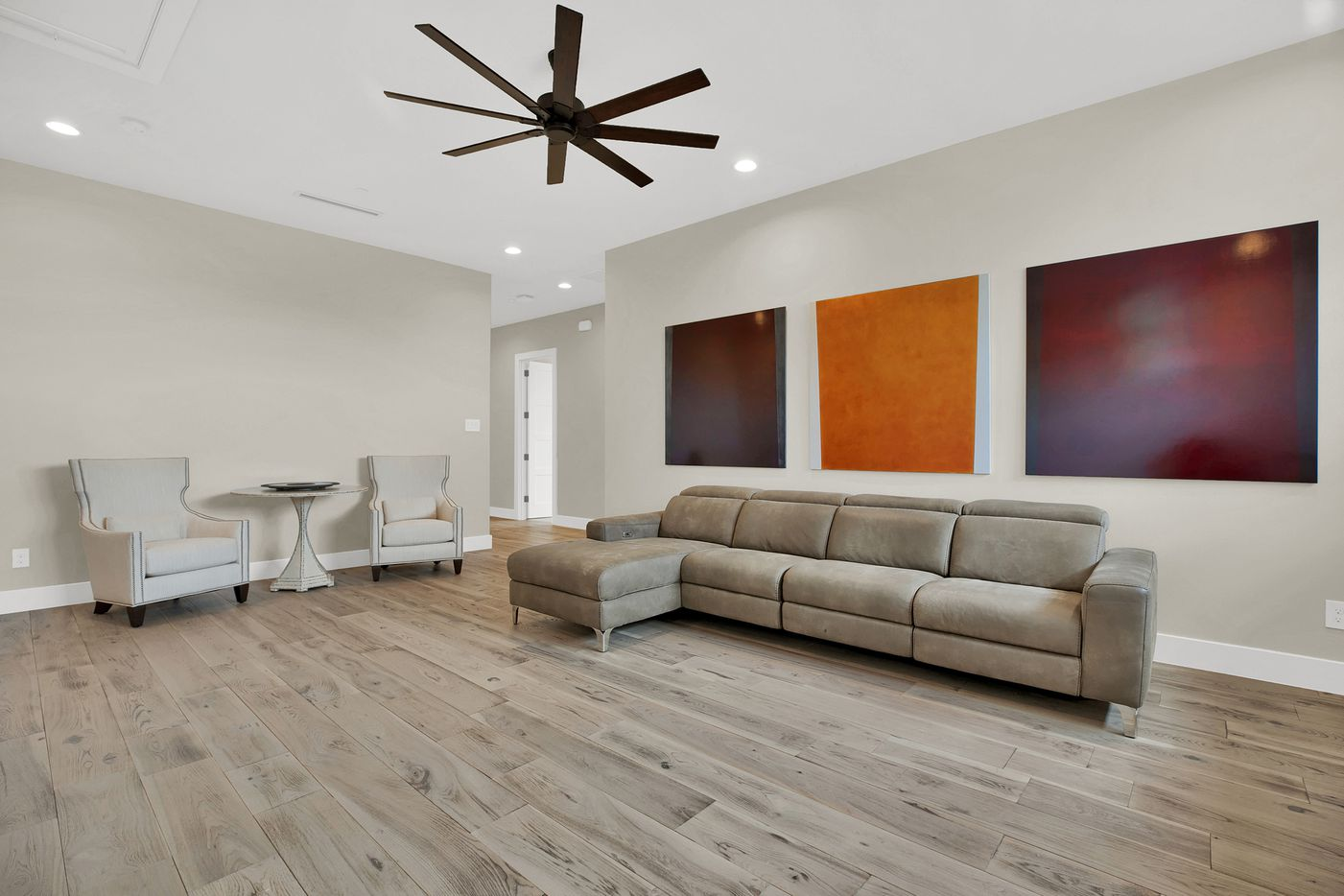 A look at 4012 Starling Drive in Frisco, Texas.