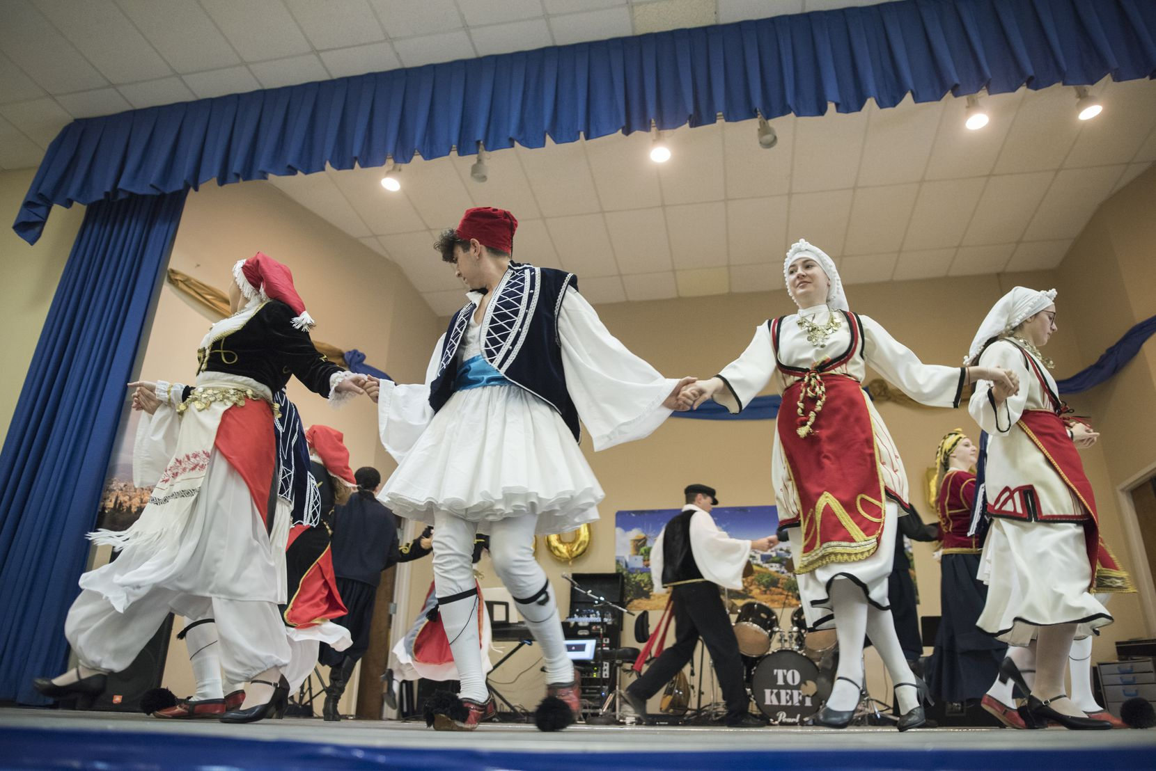The Fort Worth Greek Festival will feature folk dancing, music and a variety of Greek treats to eat on-site or take home.