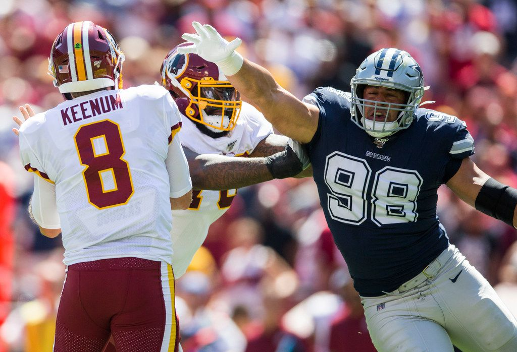 brand new 36a41 29998 Sources: Cowboys DE Tyrone Crawford (hip) may miss game vs ...