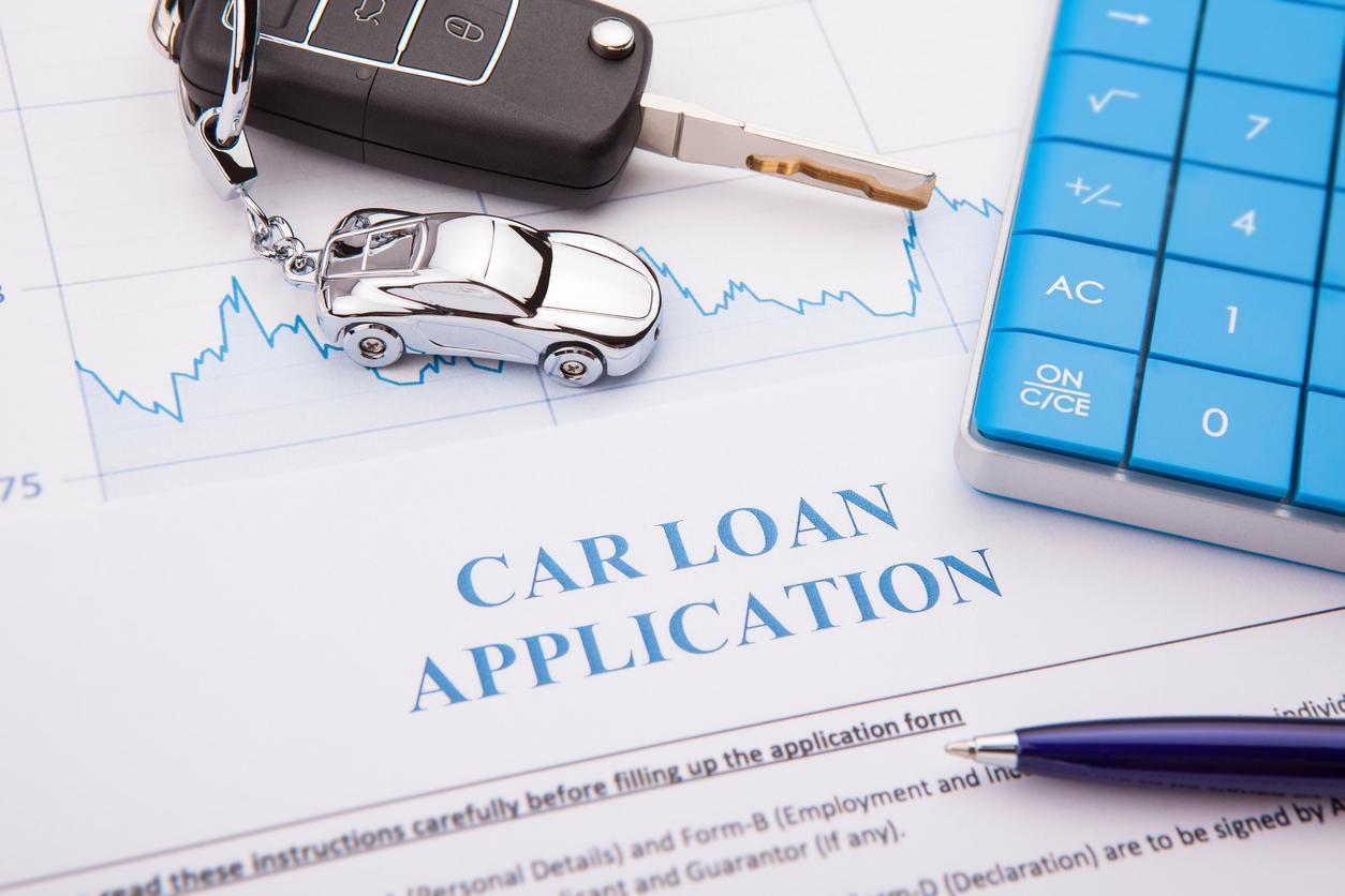 Una solicitud de crédito para comprar un auto.(GETTY IMAGES)